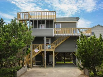 Pipe Dream  Oceanside in Frisco w/Short walk to beach