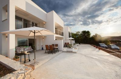 Photo for Duplex apartment with heated pool