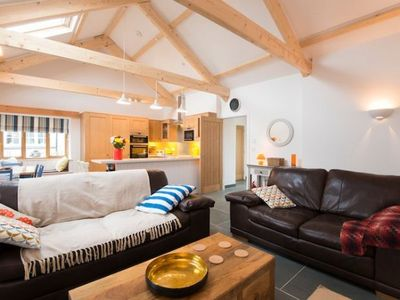 Photo for Stunning, spacious barn conversion