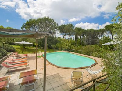 Photo for Vacation home Villa Etrusca in Volterra - 16 persons, 8 bedrooms