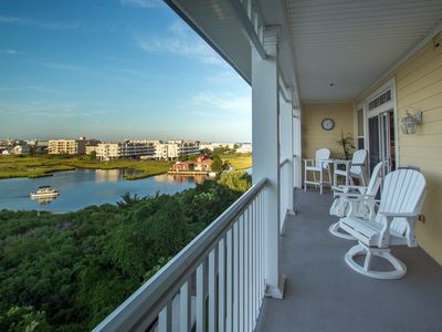 Photo for Gorgeous Water Views! Bayfront Resort Condo - Pools & Private Beach!