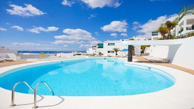 Photo for Beautiful 1 Bed Apt  With Stunning 180 Degree Views Of the Sea & Fuerteventura