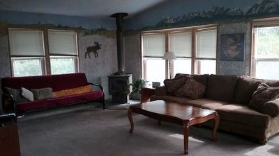 Photo for Quiet Countryside, and just a few minutes from town and Glacier National Park!