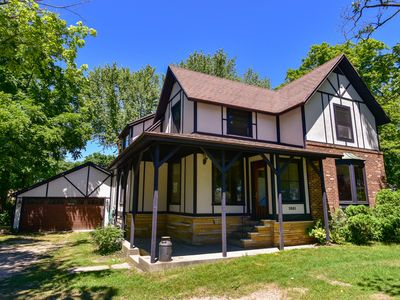 Photo for Newly Renovated Tudor with Private Swimming Pool