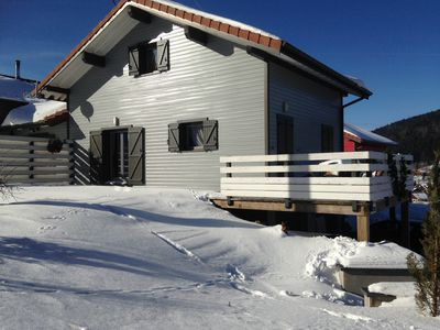 Photo for New chalet 500m from Lake XONRUPT