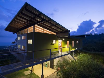 Photo for Fantastic Whale's Tail View, Private, Modern Villa with Pool & River Access