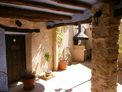 Photo for Rural apartment Lo Regolfo for 2 people