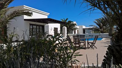 Photo for Villa With Private Electrically Heated Pool And Sea Views