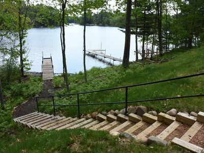 Photo for Spacious New Lake House in Charming Minocqua WI