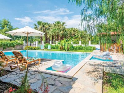 Photo for 3 bedroom Villa, sleeps 6 in Dalyan with Pool, Air Con and WiFi