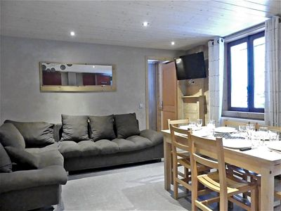 Photo for 4BR Apartment Vacation Rental in La Clusaz
