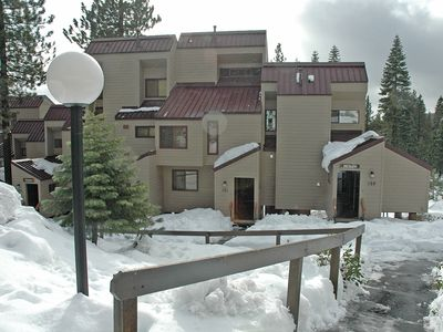 Photo for Carnelian Woods # 121: 4 BR / 2 BA condo/townhouse in Carnelian Bay, Sleeps 8
