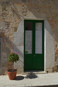 Photo for The Green Door - apartment located in Piazza Sant'Eufemia in Tricase - Lecce-