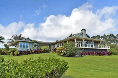 The Retreat House: 21st Century luxury. 19th Century Style. 20 tropical acres.
