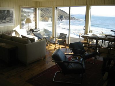 Photo for Ocean front property, minutes from San Francisco in the middle of National Park.