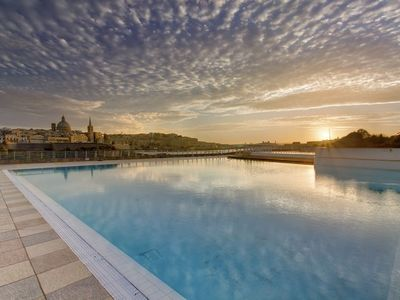 Photo for Marvellous Apartment in Tigne Point With Pool