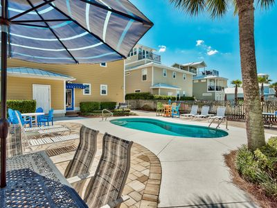 Photo for Skippers Escape   Private Pool   50 Yards to Beach   Beach Gear Included