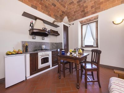 Photo for Selvaggio - Lovely 1bdr in residence w/pool, Maremma
