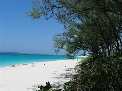 Photo for Paradise Island - Sunrise Beach Club12A-Beachfront--flexible covid cancellation