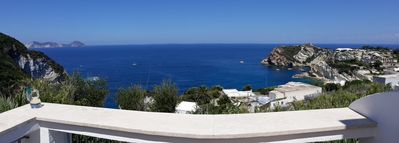 Photo for Sea view '' Mery '' house in Ponza