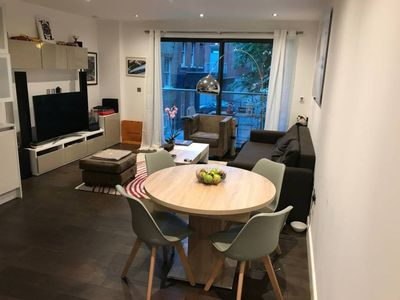 Photo for 2 Bedroom Shoreditch Flat With Balcony