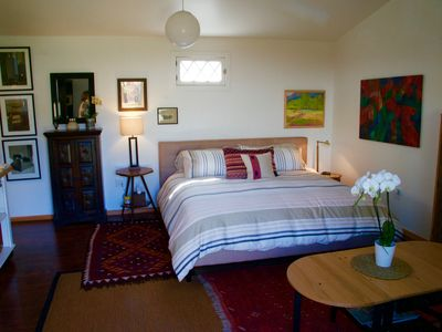 Cottage Studio With Private Entrance, Midway Between Santa Cruz And Monterey