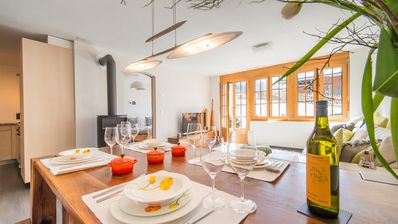 Photo for Official 5 Star Luxury Apartment in Wengen (Les Residences Waldbort)