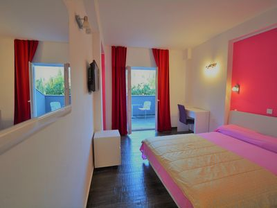 Photo for Villa Avantgarde - A Double Room with Beautiful Views and Daily Breakfast