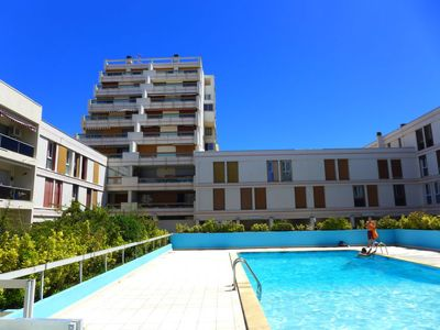 Photo for Apartment Chéops in La Grande Motte - 2 persons, 1 bedrooms