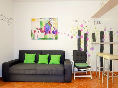Photo for Apartment Mia (RAB322) in Rab/Rab - 5 persons, 1 bedrooms
