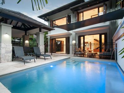 Photo for Beach Villa 314, Sea Temple Port Douglas