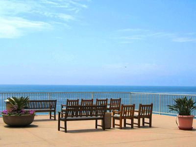 Photo for Del Mar Beach Club Oceanfront Complex!!