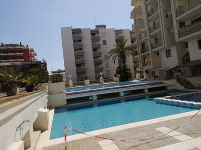Photo for Apartment located in Novelty Building in the tourist center of Salou