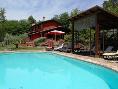 Photo for Exclusive Villa with Swimming Pool and very large Garden