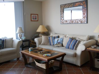 Photo for Comfortable, Pristine, Newly-Remodeled 3 Bed/3 Bath Condo on the Ocean