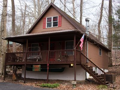 """Photo for The """"Dam"""" Place - Summersville Lake Chalet"""