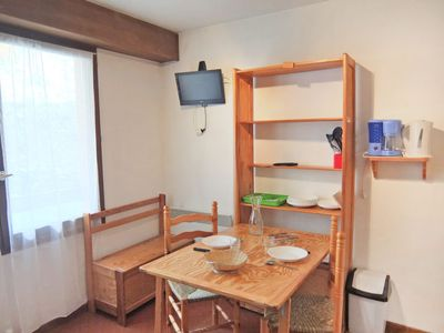 Photo for Apartment L'Astragale in Les Menuires - 2 persons, 1 bedrooms