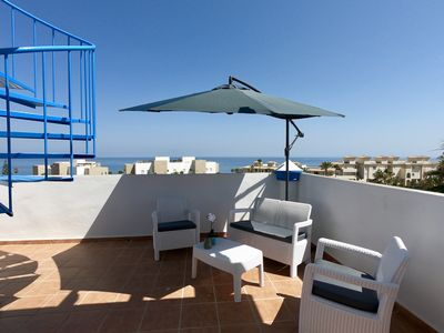 Photo for Penthouse - See Views - Costa Galera - Internet - Aircon Hot and Cold