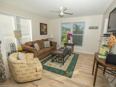 Photo for SPC 1025 is a canal front Luxury 1 BR - sleeps 4