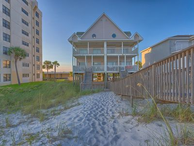 Photo for The Big Easy Perdido Key Gulf Front Vacation House Rental - Meyer Vacation Rentals