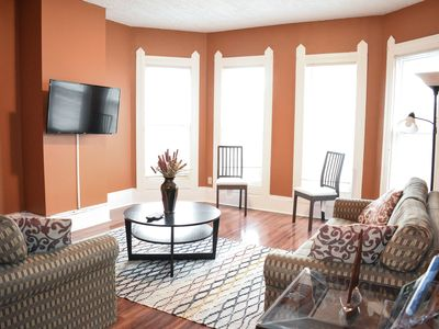 Photo for 3BR Apartment Vacation Rental in Cleveland, Ohio