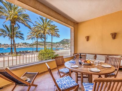 Photo for 2BR Apartment Vacation Rental in Port de Soller