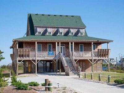 Photo for The Boat House: 3 BR / 3 BA house in Nags Head, Sleeps 6