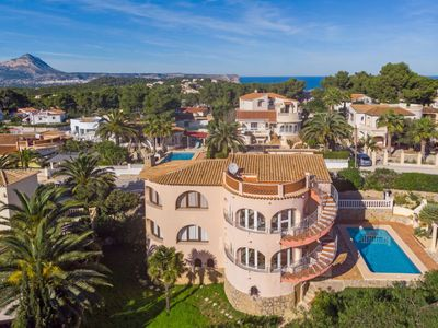 Photo for Vacation home Luis  in Jávea, Costa Blanca - 10 persons, 4 bedrooms