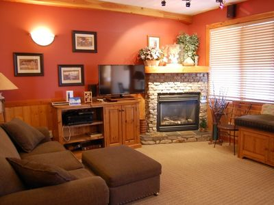 Photo for Big White Grizzly Lodge #203: 1 Bedroom Premium Condo + Hot Tub