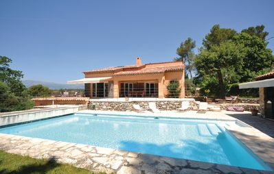 Photo for 4BR House Vacation Rental in Roquefort les Pins
