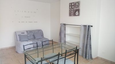 Photo for Studio 25m square fully equipped and completely renovated