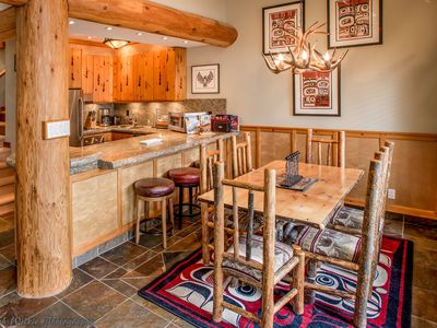 Photo for Heart of Whistler Village, WiFi, Parking, Private Hot Tub, Wood Burning Fire.