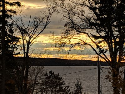 Photo for CHEF ON THE HILL WITH OCEAN VIEW!  CLOSE TO ACADIA NAT PARK, SCHOODIC MT
