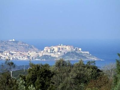 Photo for CASA AMANDULU *** the sweetness and calm of the countryside facing the bay of Calvi
